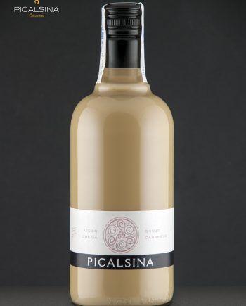 Licor Crema Orujo Caramelo Picalsina albacete