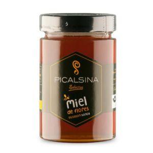 Miel de flores de Albacete «Picalsina»