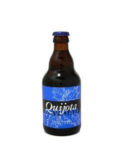 Cerveza de Albacete «Quijota» Navidad