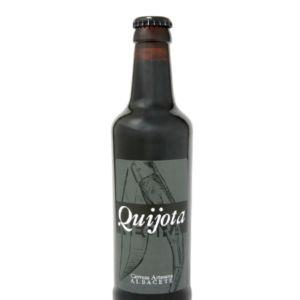 cerveza albacete quijota negra