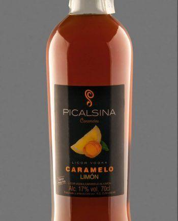 licor caramelos limon albacete picalsina