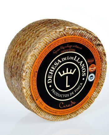 queso manchego dehesa de los llanos curado
