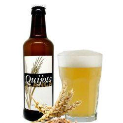 cerveza albacete quijota blanca