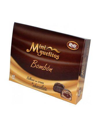 miguelitos de la roda Ruiz bombon chocolate