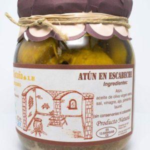 Escabeche artesano de Atun