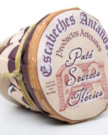 Pate artesano de Secreto Iberico