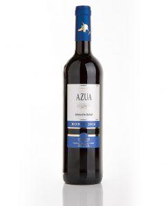 Vino-tinto-Bobal-Roble-2014-AZUA