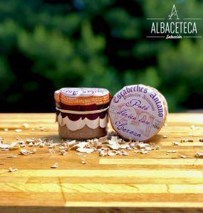 Paté artesano Ibérico con cereza