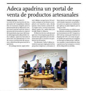 La Tribuna de Albacete Ed. papel