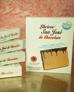 Libricos San José de Chocolate