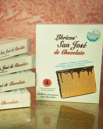 Libricos San José chocolate
