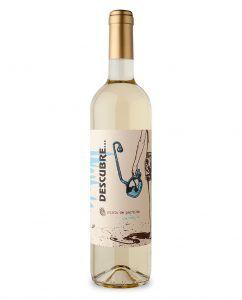 Vino blanco de Albacete «Descubre, Punto de partida»