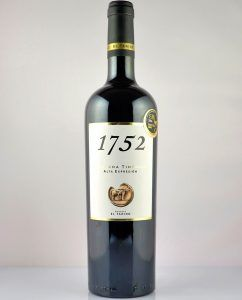 Vino tinto de Albacete «1752, El Tanino»