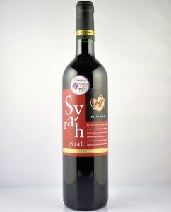 Vino tinto de Albacete «Syrah, El Tanino»