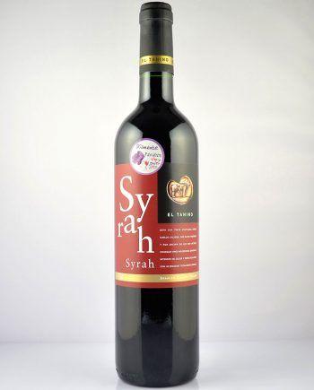 Vino de Albacete El Tanino Syrah