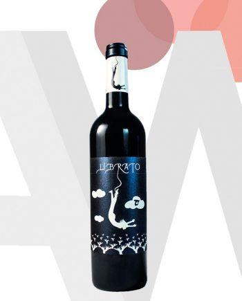 """Vino tinto de Albacete """"Librato"""""""