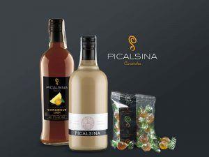 Caramelos Licores Picalsina