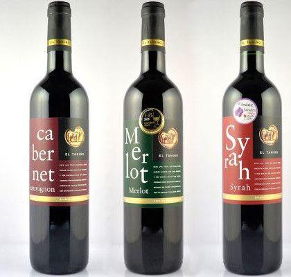 Vinos monovarietales el tanino