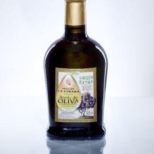 """Aceite de Oliva Virgen Extra de Albacete """"Pago de la Jaraba"""" – Arbequina"""