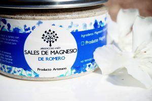 Sales de Magnesio de Romero
