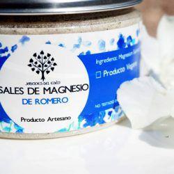 Cosmética natural sales de magnesio de Romero