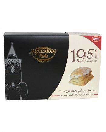 miguelitos 1951 chocolate blanco glaseados