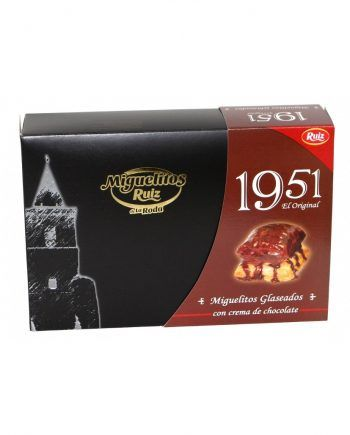 Miguelito 1951 chocolate glaseado