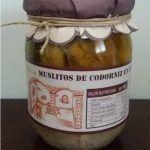 4615Escabeche artesano de Codornices Extra ( 2 unidades)