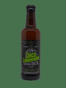 Cerveza artesana de Albahaca