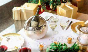 Productos gourmet en cenas de Navidad