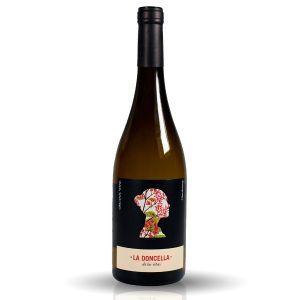 Vino Blanco «La Doncella» Chardonnay 2020