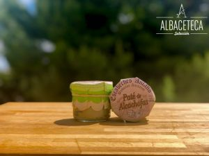Paté artesano de Alcachofas
